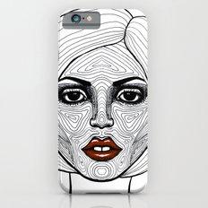 Face Analysis Slim Case iPhone 6s