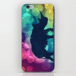 Pop Art Rhinoceros iPhone Skin