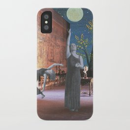 The Glorious Night Descends (II) iPhone Case