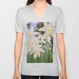 Kiss of Spring Unisex V-Neck