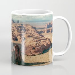 Monument Valley Overview Coffee Mug