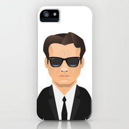 Mr. White - Harvey Keitel iPhone Case