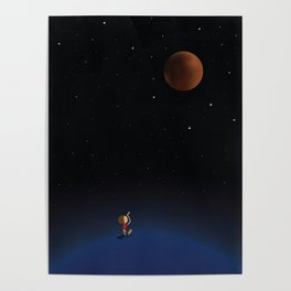The Red Moon Poster