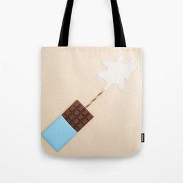 Milk Chocolate Tote Bag