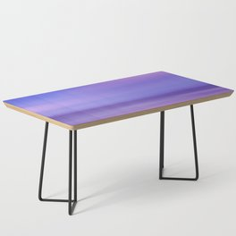 Where The Sky Meets the Ocean Coffee Table