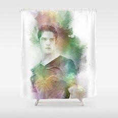 Scott McCall Shower Curtain