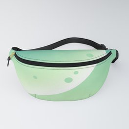 Ufo in the planet Fanny Pack