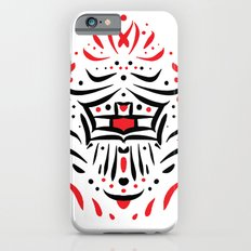Temple of faces iPhone 6s Slim Case