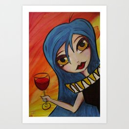 Cheers to You ! Art Print