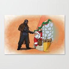 Omar Little strikes again Canvas Print