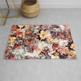 RPE FLORAL ABSTRACT Rug