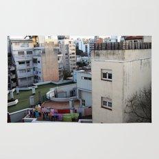 Urban Landscape 01 Rug