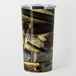 Collage - Daggers, Dirks and Sabres Travel Mug