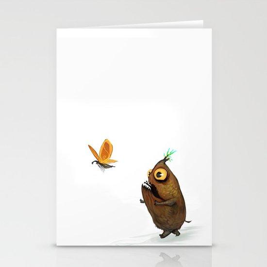 Wanderlusting Spaklets Stationery Cards