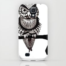 owl  Galaxy S4 Slim Case