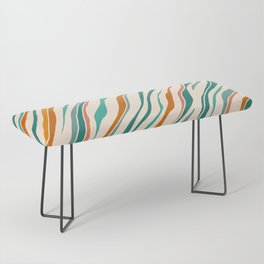 Southwest Abstract Bench