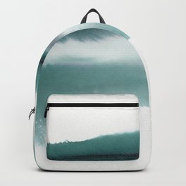 Serene Emotions No.10q by Kathy Morton Stanion Backpack