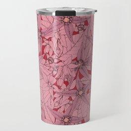 deadly nightshade rose Travel Mug