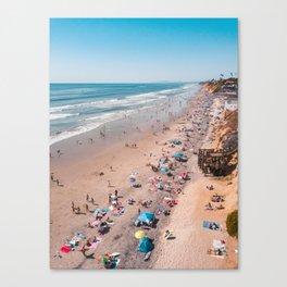 Vacationland Canvas Print
