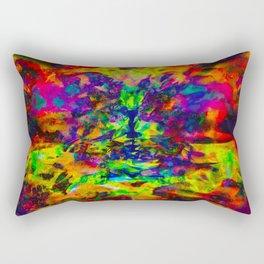 Expanding Consciousness Rectangular Pillow