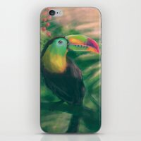 tropical iPhone & iPod Skins featuring Tropical by Ben Geiger