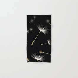 Celestial Dandelions Hand & Bath Towel