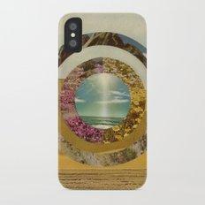 Nature Scene iPhone X Slim Case