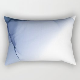Ocean Ink 5 Rectangular Pillow