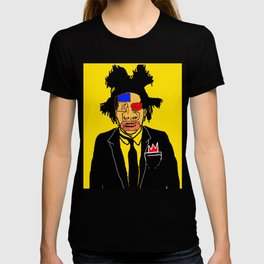 Jean Michelle Basquiat T-shirt
