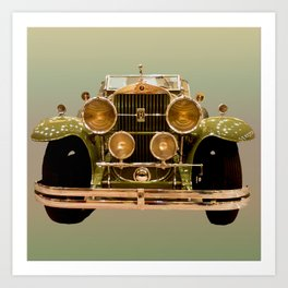 The Definition of Rolling Art Art Print