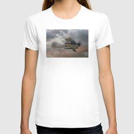 Stringbag Salute - (Swordfish Torpedo Bomber) T-shirt