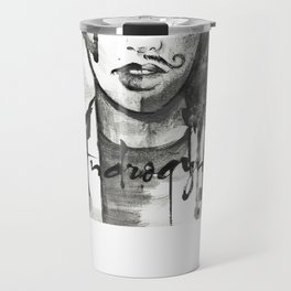 Androgyny Split Travel Mug