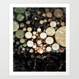 :: The Golden Hour :: Art Print