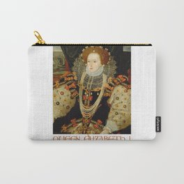 Queen Elizabeth I of England (1) Carry-All Pouch