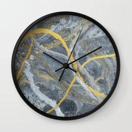 Mining Wall Clock