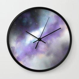 Galaxy II Wall Clock