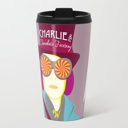 Tim Burton's 'Charlie and the Chocolate Factory' Travel Mug