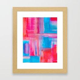 Improvisation 21 Framed Art Print