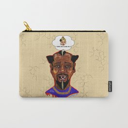 The Weakest Man On Earth Carry-All Pouch