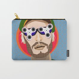 Spin me Carry-All Pouch