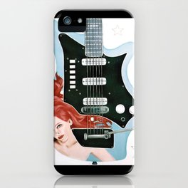 Neko Eko iPhone Case