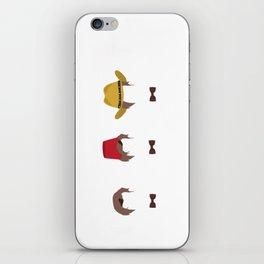 Doctor Who's Guide To Being Cool iPhone Skin