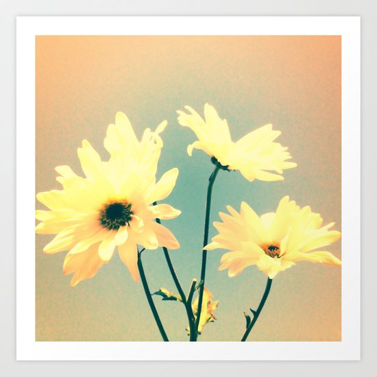 I Dream of Daisy Art Print
