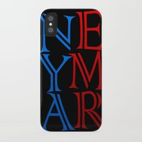 neymar iPhone & iPod Cases featuring Neymar by Sport_Designs