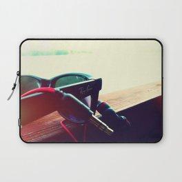 Music & Sun Laptop Sleeve