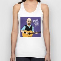 lab Tank Tops featuring Meth Lab for Cutie by Chris Piascik