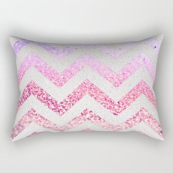 FUNKY MELON PINKBERRY Rectangular Pillow