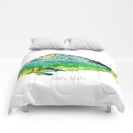 Mahi Mahi Comforters