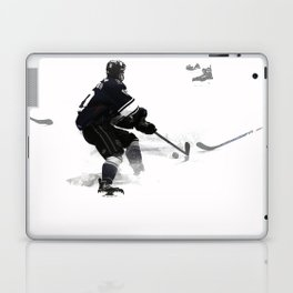 The Deke - Hockey Player Laptop & iPad Skin