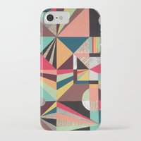 prism iPhone & iPod Cases featuring Prism by Kerry Lacy